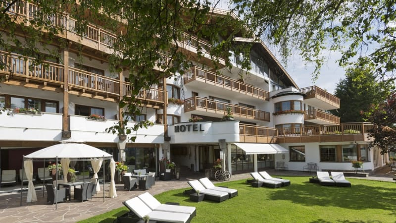 """Golf & Relax"" im Natur & Spa Hotel Lärchenhof in Tirol"