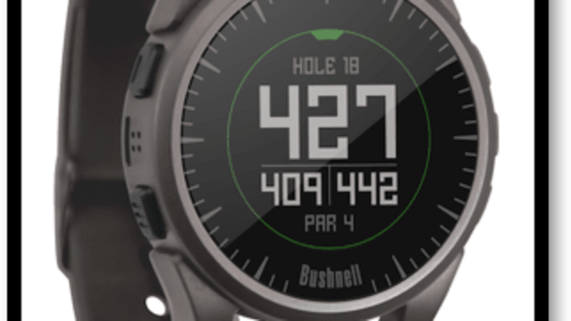 Gps Entfernungsmesser : Bushnell excel golf gps rangefinder