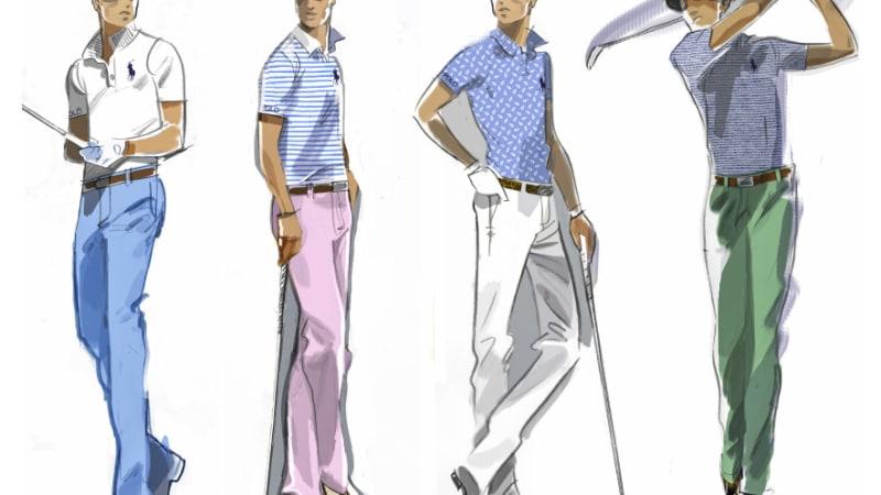 Gewinner-Styles: Die Outfits der Stars für die PGA Championship