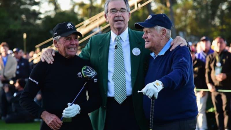"""Ohne den """"King"""" aber mit Arnie's Army - Das Masters läuft!"""