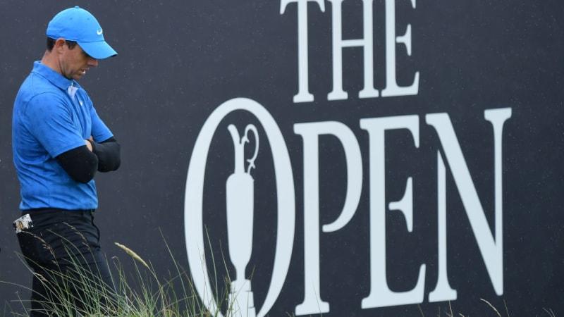 Prominente Cut-Opfer: Für diese Stars ist die British Open beendet