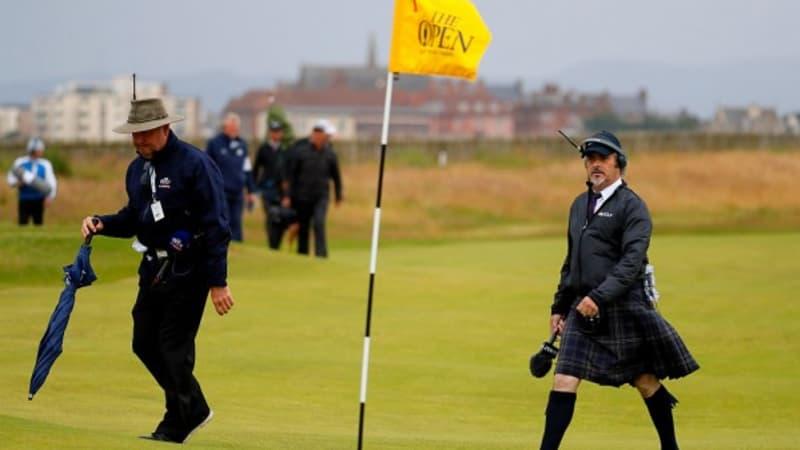 Kilts, Killeroutfits und krasse Schläge: Tag drei der British Open