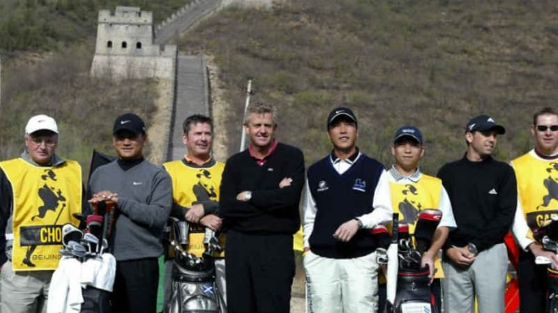 Golf in China - Ein schlafender Riese erwacht