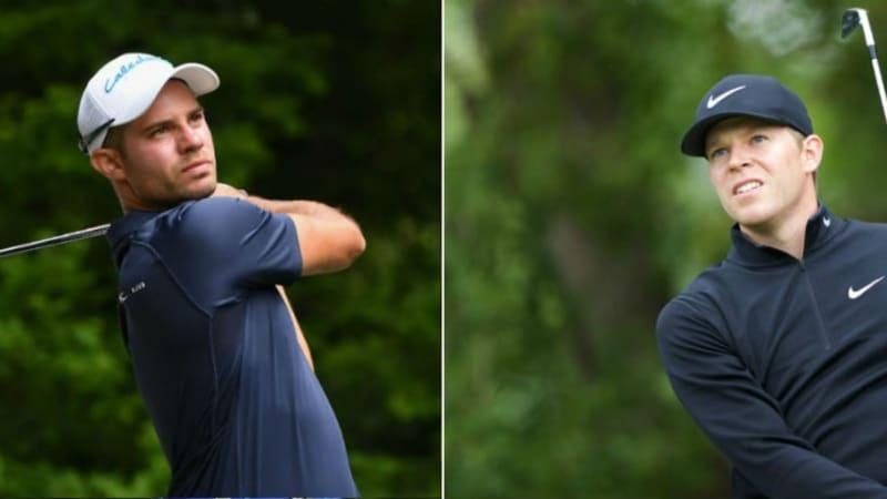 Scottish Open: Bernd Ritthammer und Alexander Knappe in Top 10
