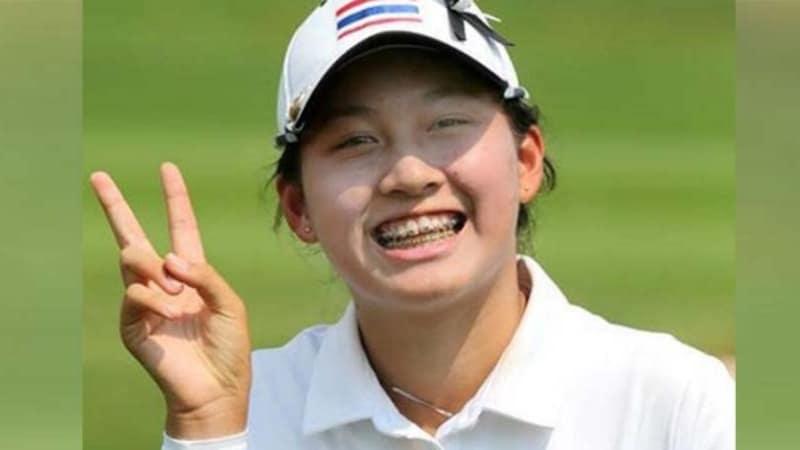Das gab's noch nie im Golf: Gerade 14 und Sieg bei den Profis