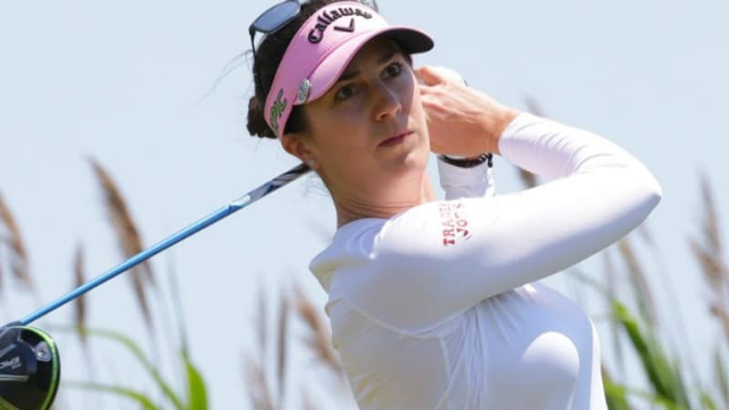 US Women's Open: Sandra Gal schafft Sprung ins Wochenende