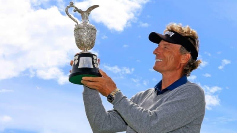 Senior Open Championship: Bernhard Langer gewinnt 10. Majortitel