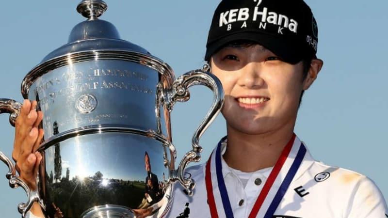 Südkoreanischer Siegeszug hält bei US Women's Open an