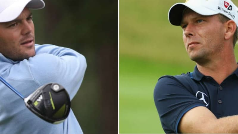 Made in Denmark: Marcel Siem und Martin Kaymer mit starkem Moving Day