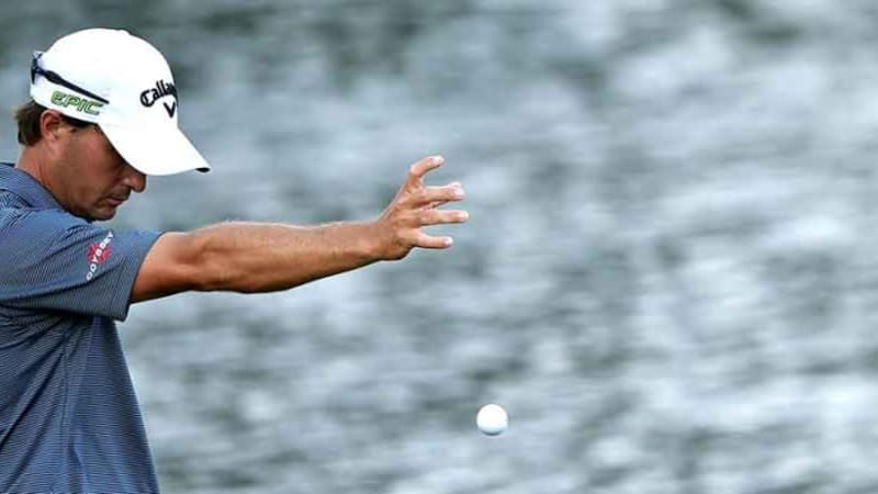 PGA Championship: Kevin Kisner nach wildem Finale am Moving Day vorn
