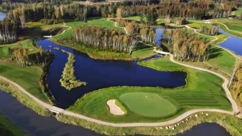 Golfen in Litauen: Wasser, Wälder und eine der größten Altstädte Europas