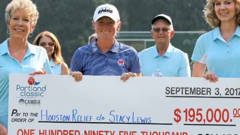 LPGA Tour: Die Cambia Portland Classic mit starker Geste der Siegerin