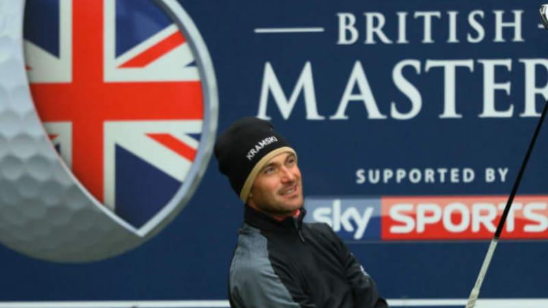 British Masters 2017: Florian Fritsch mit guter Chance auf Top-Ten-Platzierung