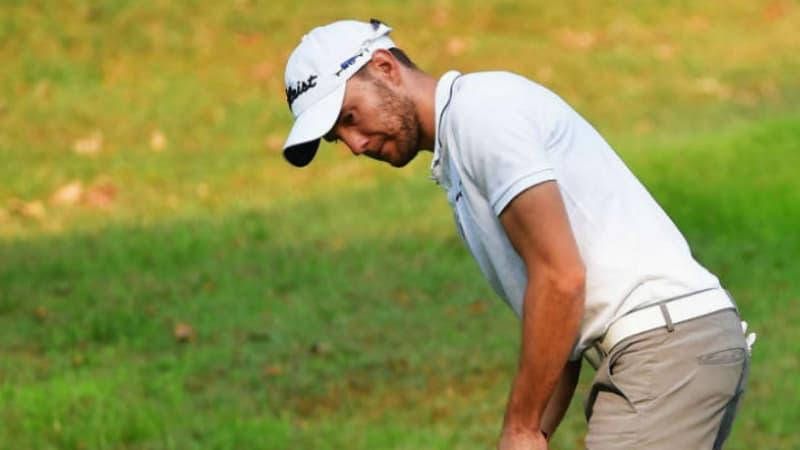Italian Open: Max Kieffer bogeyfrei in die Top 10