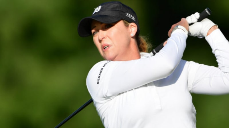 Ladies Open de France: Amerikanerin mit Glanzvorstellung