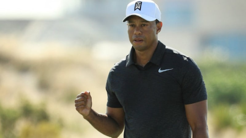 Hero World Challenge: Tiger Woods mit ordentlichem Start bei Comeback
