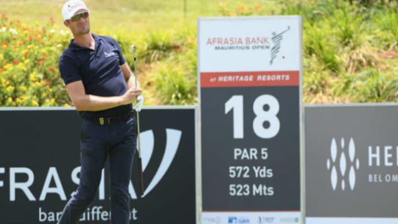 Mauritius Open: Sebastian Heisele mit starkem Auftakt