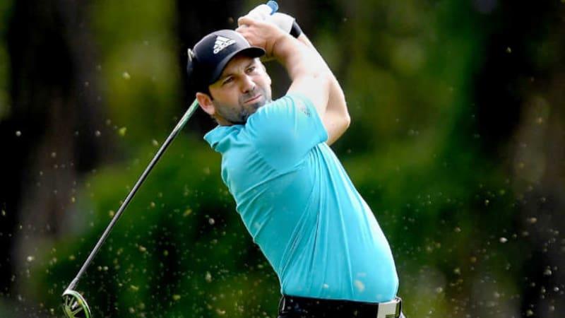 Australian PGA Championship: Sergio Garcia vorne mit dabei