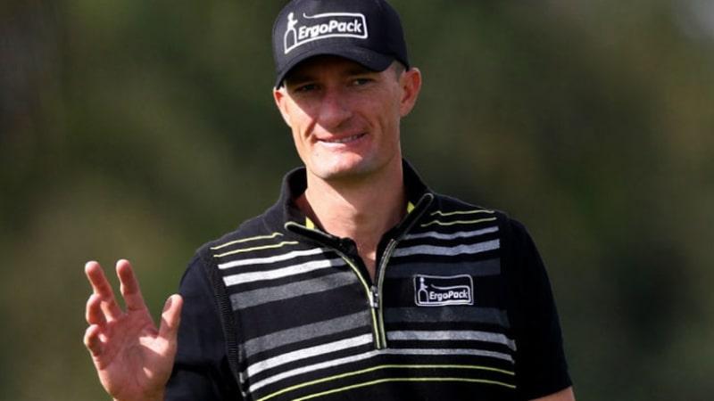 Joburg Open: Sebastian Heisele hat die Top 10 im Blick