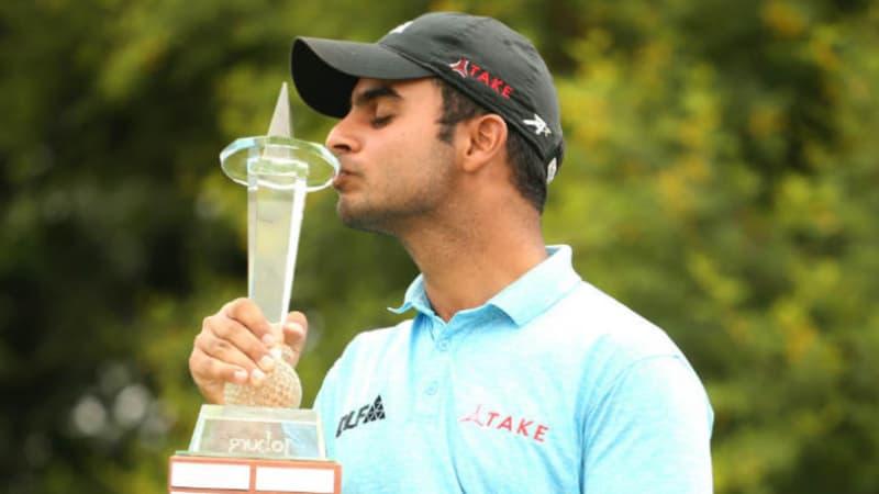 Joburg Open: Shubhankar Sharma holt ersten Sieg auf der European Tour