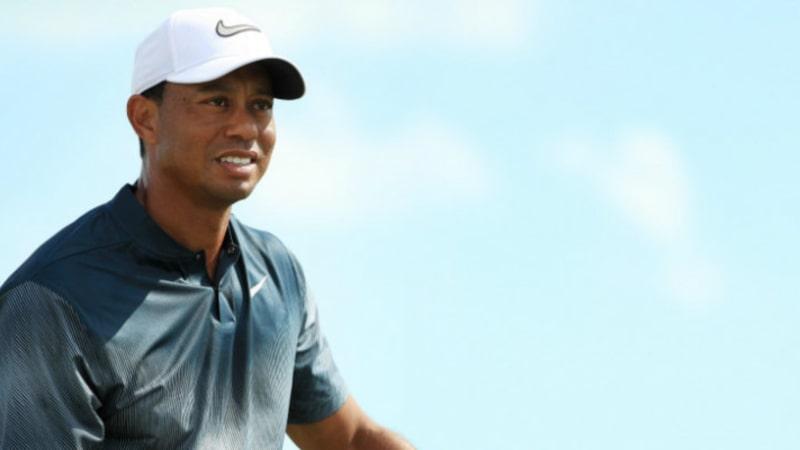 Hero World Challenge: Tiger Woods mit schwächerer dritten Runde