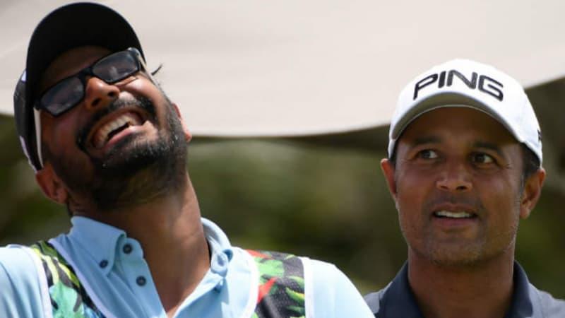 Mauritius Open: Der Kapitän des Asia-Teams strauchelt am letzten Loch
