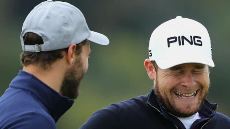 Die witzigsten Momente der Golfwelt im Jahr 2017