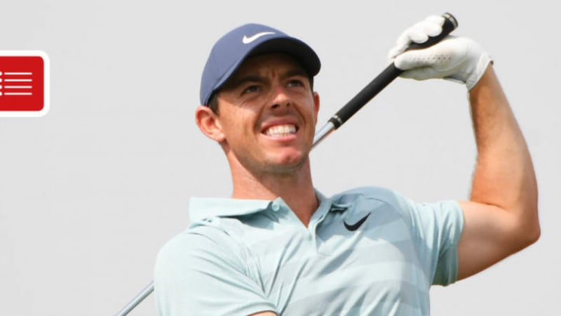 Dubai Desert Classic LIVE: Rory McIlroy im Kampf um den Sieg
