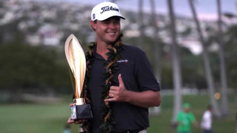Sony Open: Patton Kizzire triumphiert im Playoff