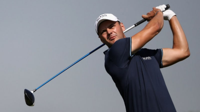 Abu Dhabi: Martin Kaymer mit starkem Finish an verhaltenem Moving Day