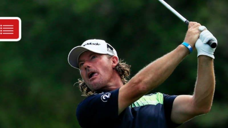 PGA Tour LIVE: Alex Cejka greift beim Finaltag an