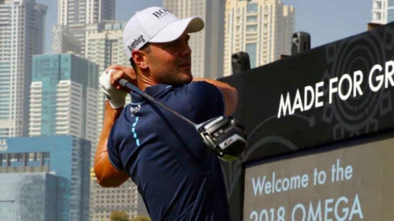 Dubai Desert Classic: Martin Kaymer mit guter Runde und erneut starkem Finish