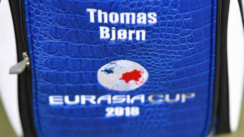 EurAsia Cup: Aufgalopp nach Paris für Björn, Casey und Co.
