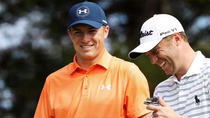 Justin Thomas und Jordan Spieth: Party in Phoenix zur Prime Time