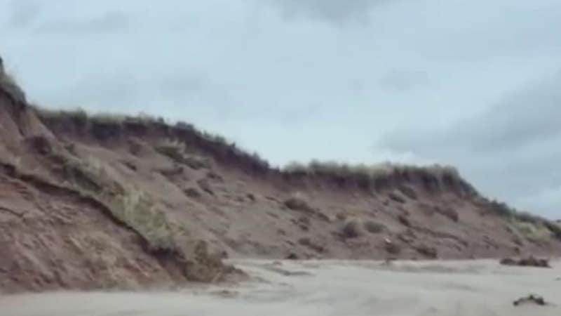 Horrorvision: Legendäre Linkskurse drohen im Ozean zu versinken