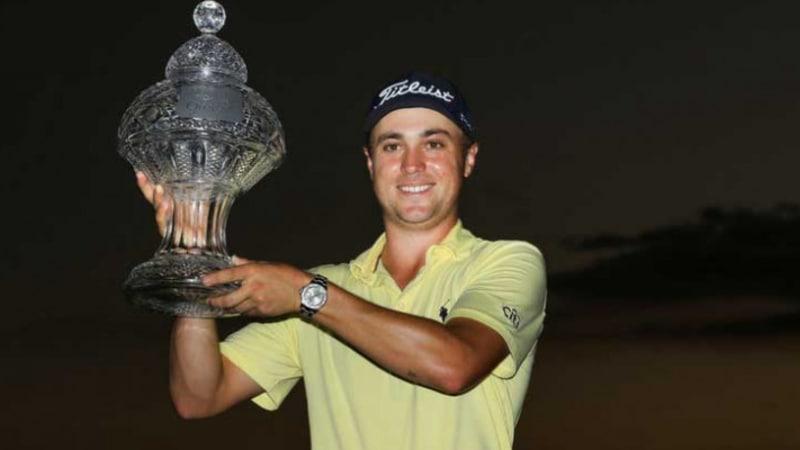 PGA Tour: Justin Thomas gewinnt dramatisches Finale der Honda Classic
