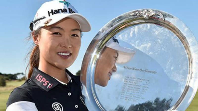 Ladies European Tour: Australierinnen dominieren Oates Vic Open