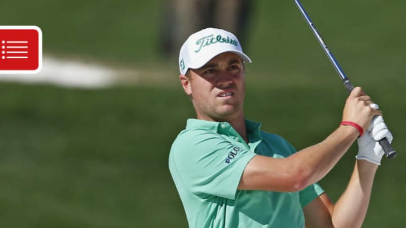 Waste Management Phoenix Open LIVE: Greift Justin Thomas nochmal an?