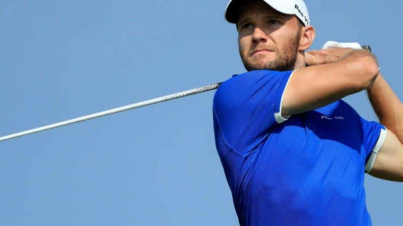 NBO Oman Golf Open: Maximilian Kieffer mit Achterbahnfahrt zum Auftakt