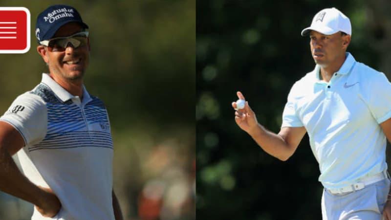 PGA Tour LIVE: Tiger Woods im Verfolgerfeld von Henrik Stenson