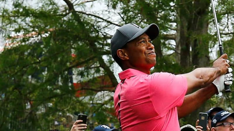 PGA Tour: Tiger Woods kämpft in Florida um den Sieg