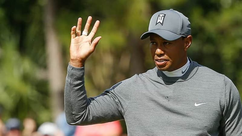 PGA Tour: Tiger Woods bei Valspar Championship in den Top 10