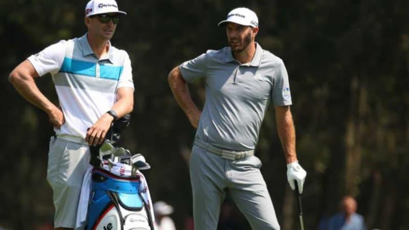World Golf Championship: Dustin Johnson mit Achterbahnfahrt zum Auftakt