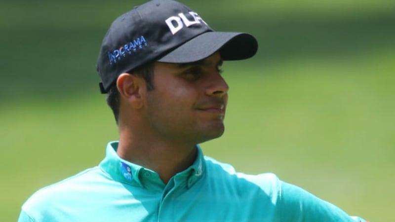 WGC Mexico Championship: European-Tour-Leader Shubhankar Sharma führt