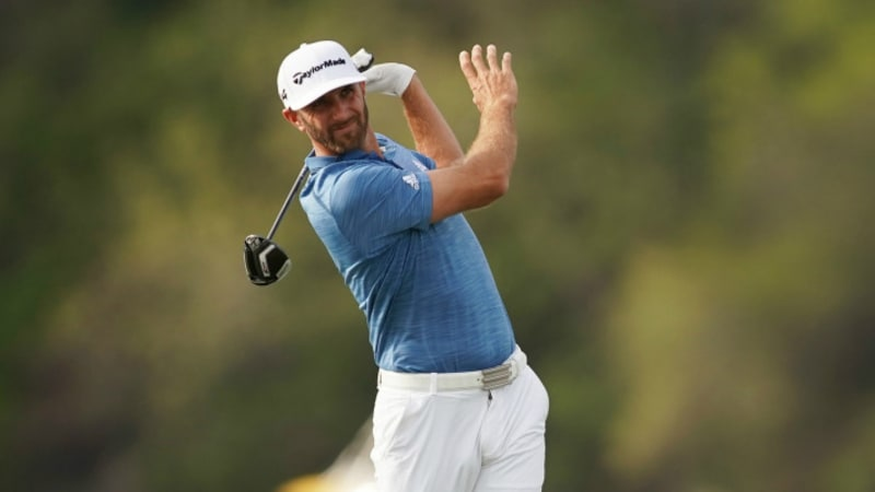 World Golf Championship: Warum Dustin Johnsons Rekordweite nicht zählt