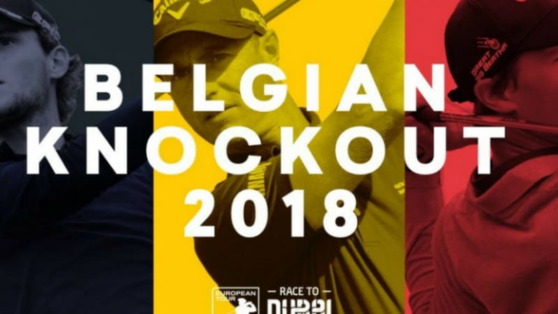 Belgian Knockout: European Tour mit neuem Format in Antwerpen