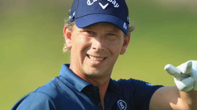 European Tour: Marcel Siem macht in China Plätze gut