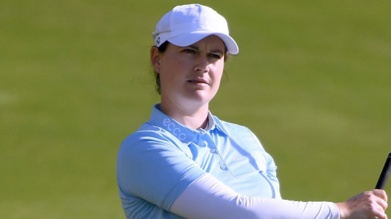 LPGA Tour: Caroline Masson mit furioser Rettung in Los Angeles