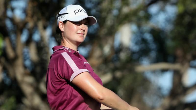 LPGA Tour: Caroline Masson nimmt nächste Top 10 in Angriff