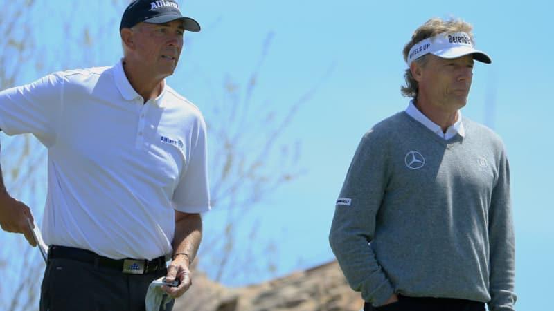 PGA Tour Champions: Langer und Lehman unterliegen knapp im Playoff